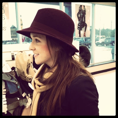 The Tale of the Long Lost Burgundy Hat