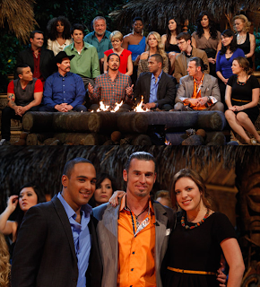 Survivor Reunion Show: Drama Free