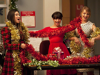 Glee: Merry/Morose Christmas