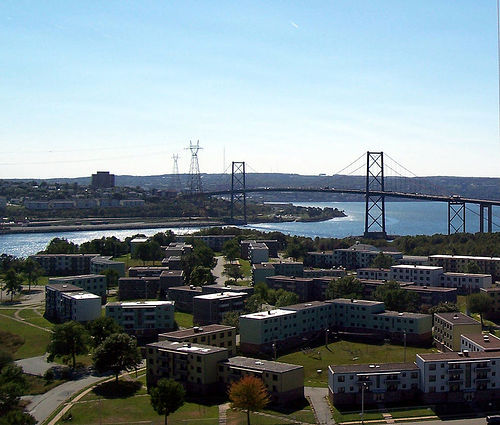 MacKay Bridge - Shannon Park, Dartmouth NS