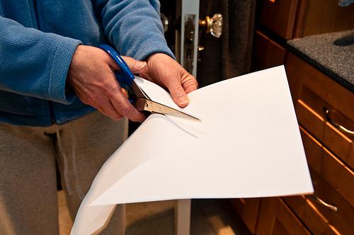 Scissor Cuts Paper - #ds134