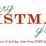 2011 Christmas Wish List: Ally