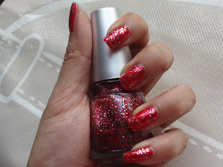 NOTD: China Glaze Love Marilyn