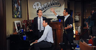 How I Met Your Mother: Not so puzzling