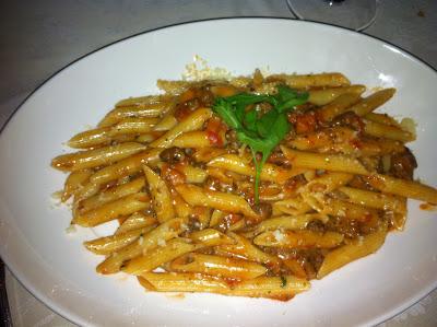 Delicious dining at Da Maurizio