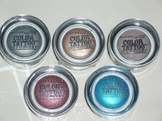 Maybelline 24hr Color Tattoo review