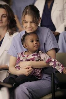 Grey's Anatomy: Applause, please