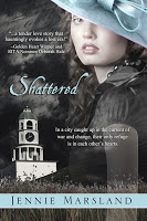 Shattered - Historical Fiction by Jennie Marsland
