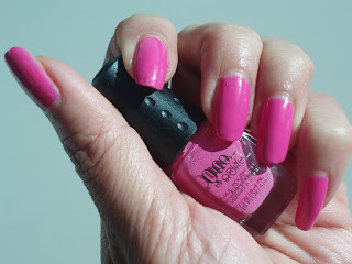 NOTD: Quo by Orly True Love