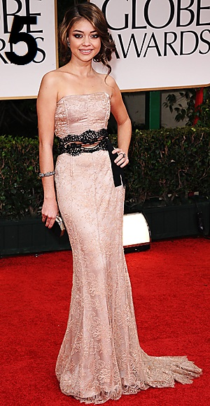 Golden Globes Fashion: The Good
