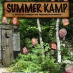 Summer Kamp (A Musical Comedy) Port Wallace United Church Feb. 10, 11, 17 & 18