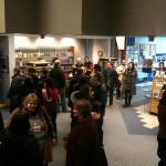 Podcamp Halifax crowd