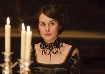 Lady Mary of Downton Abbey: Your Random Style Icon