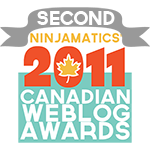 2011 Canadian Weblog Awards winners