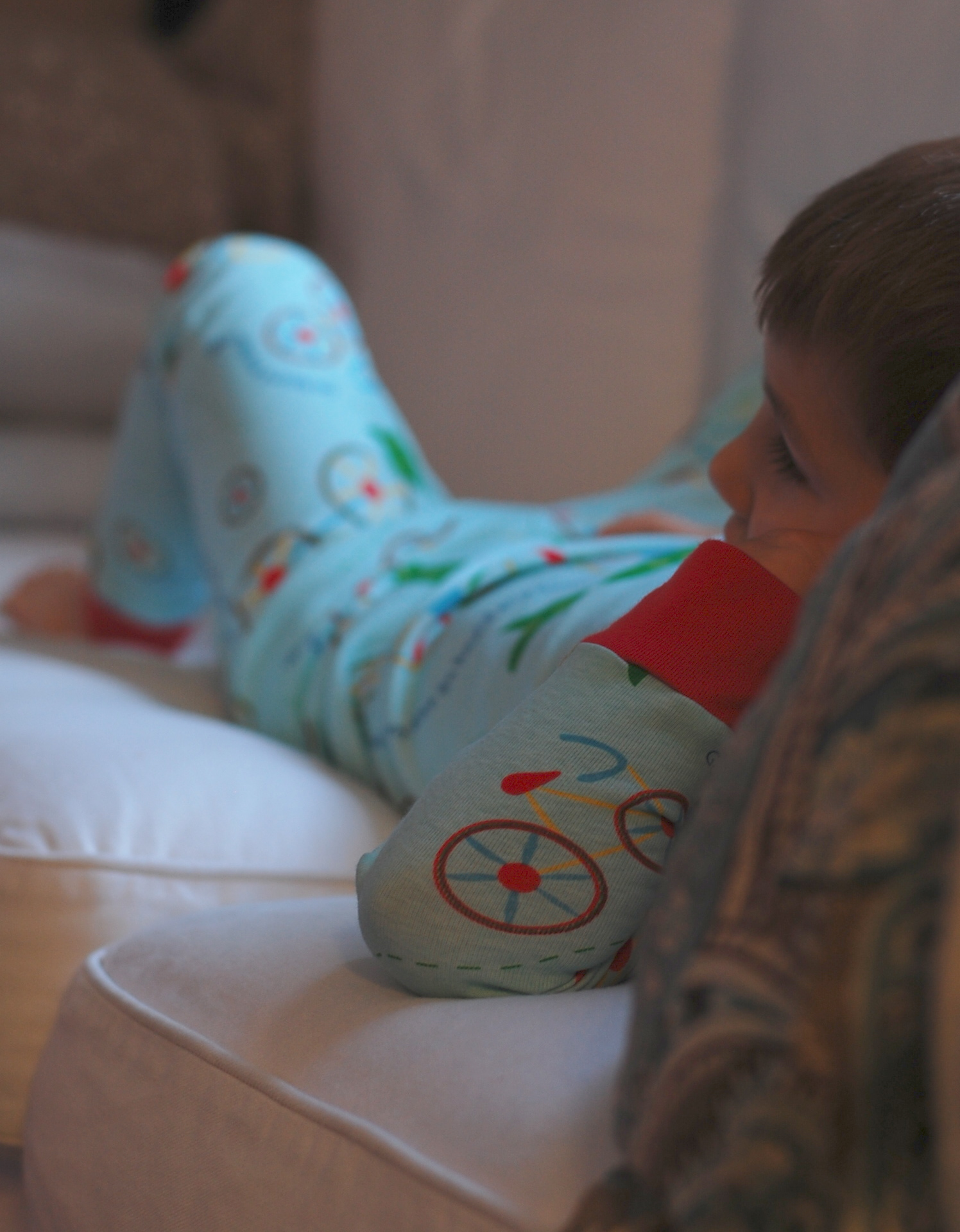 avoiding flame retardant chemicals in children's sleepwear: new jammies giveaway