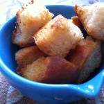 how to: make your own croutons