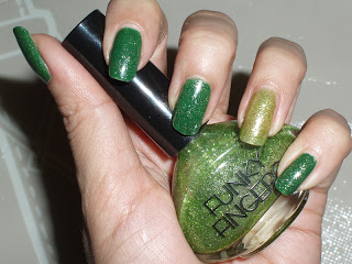 NOTD: Joe Fresh Jade