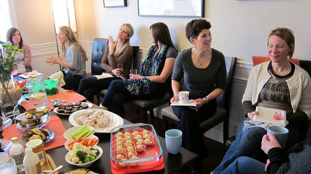 Building Community With Tea Scones