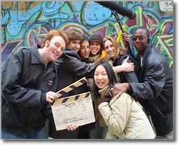 Choosing Film School for March Break
