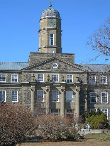 Dalhousie University Campus, Halifax, Nova Scotia, Canada, Monday April 7 2008 - 015