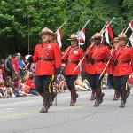 More Mounties!