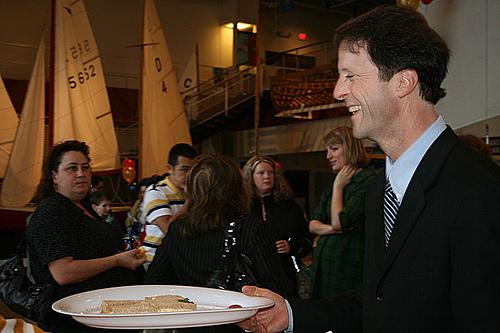 Mayor Peter Kelly