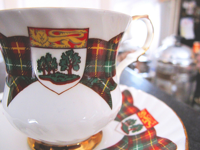 Sunday Tea at Aimee's