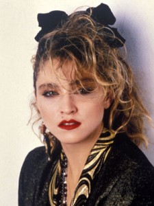 Here's the thing, Madonna: it's not me, it's you