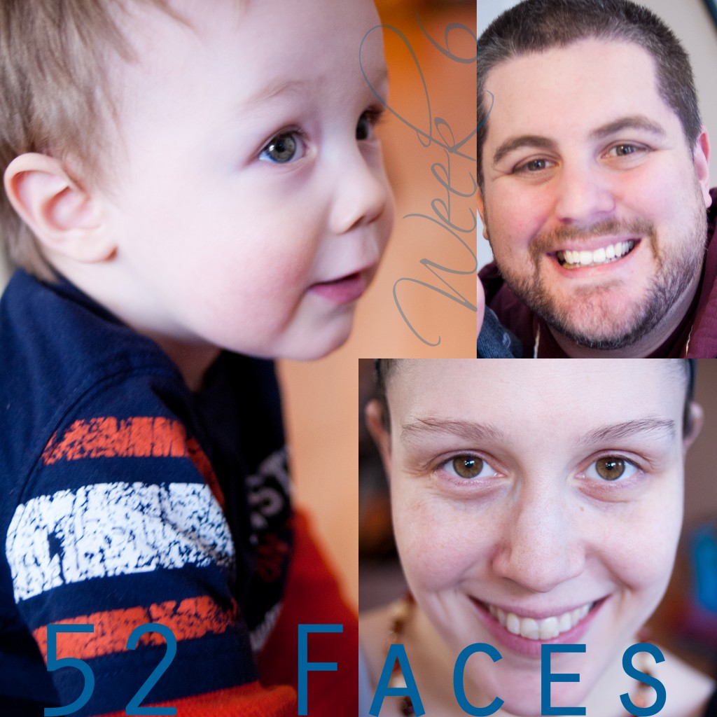 Make-Down: Faces of a Family