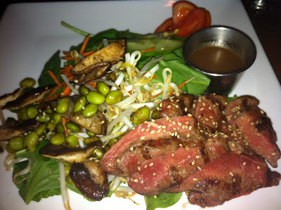 New Fave Meal at Hamachi Steakhouse