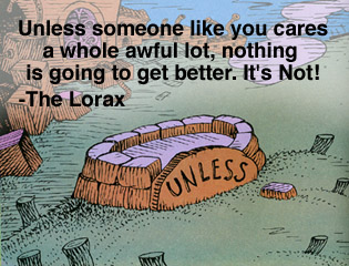 Loving the Lorax