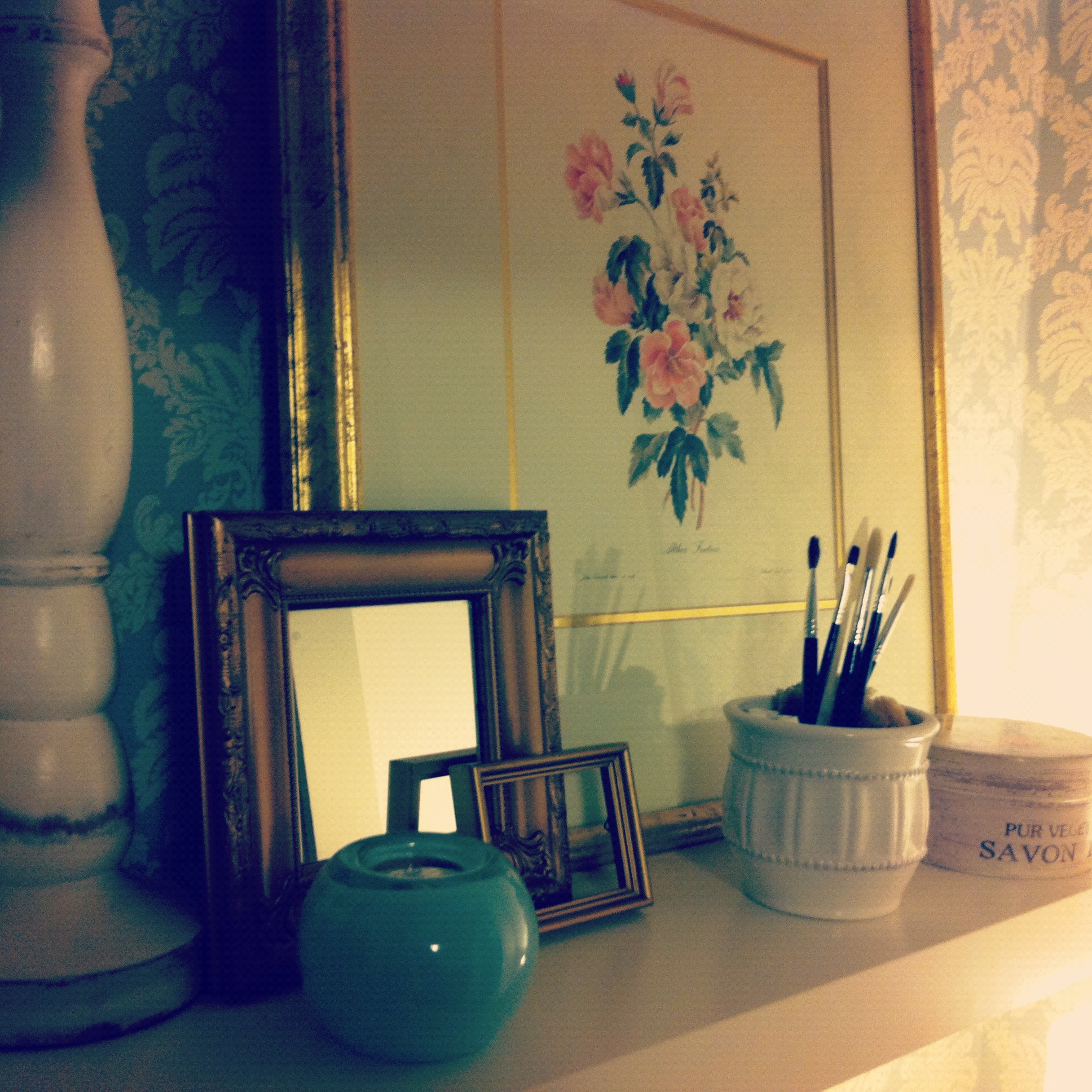 a space for me: the closet office
