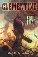 Staff Pick: The Clockwork Century series, by Cherie Priest.