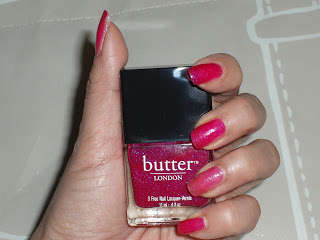 NOTD: Butter London Disco Biscuit