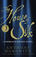 Staff Pick: The House of Silk: a Sherlock Holmes novel by Anthony Horowitz