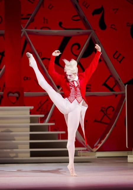 Ballet Costumes vs. Haute Couture
