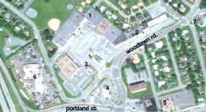 Portland Valley: Woodlawn