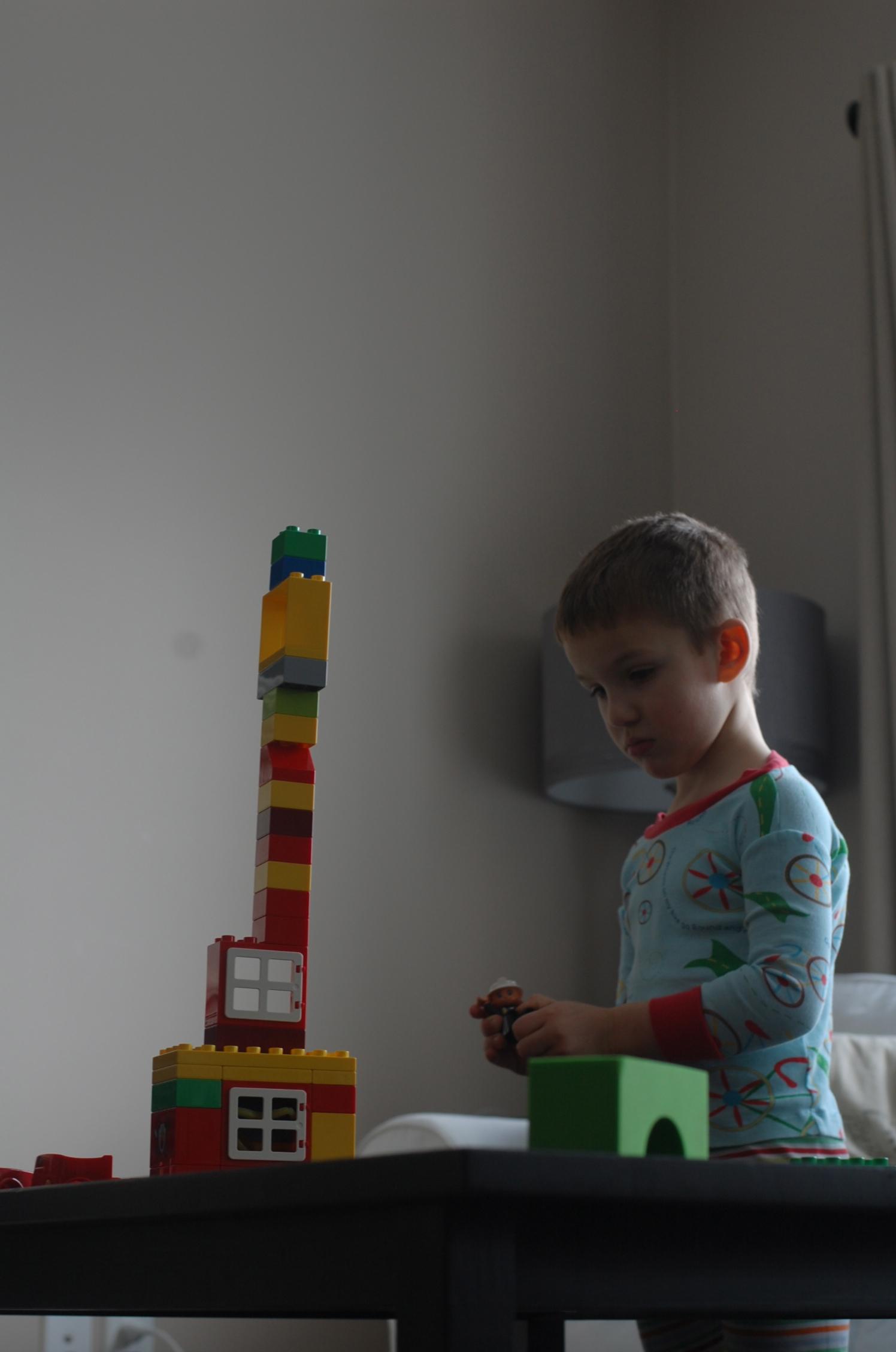 lego® duplo® 30 days of play challenge! (so far…)