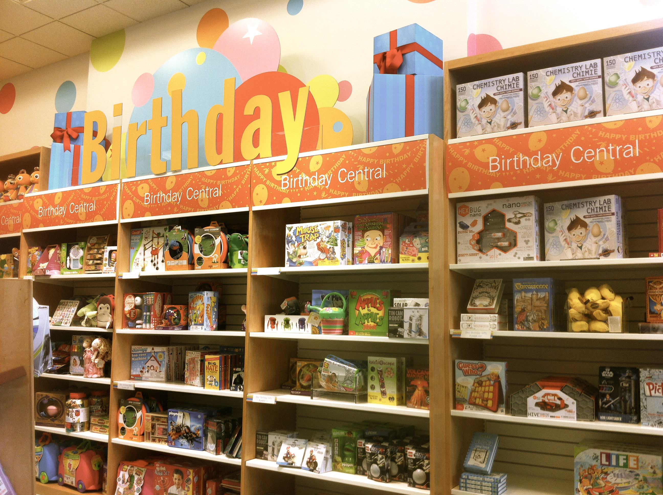 chapters indigo: my happy place & a perfect spot for kids shopping too! (#indigokids gift card giveaway!)