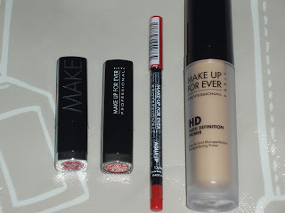 Make Up For Ever experience