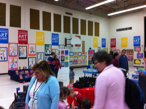 Hawthorn School Dartmouth - Art Show