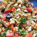 Shortcut Recipes: Mediterranean Quinoa Salad