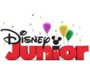 disney junior turns 1! ( free e-cards for your little ones to design!) #disneyjuniormom