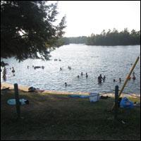 Paper Mill Lake park closure