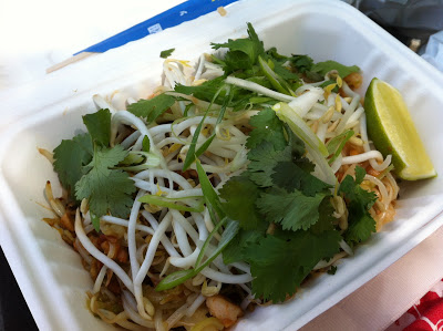 Fid's Pad Thai; eat-in or take-out!