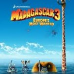 Kinder Canada and Madagascar 3 Come Together