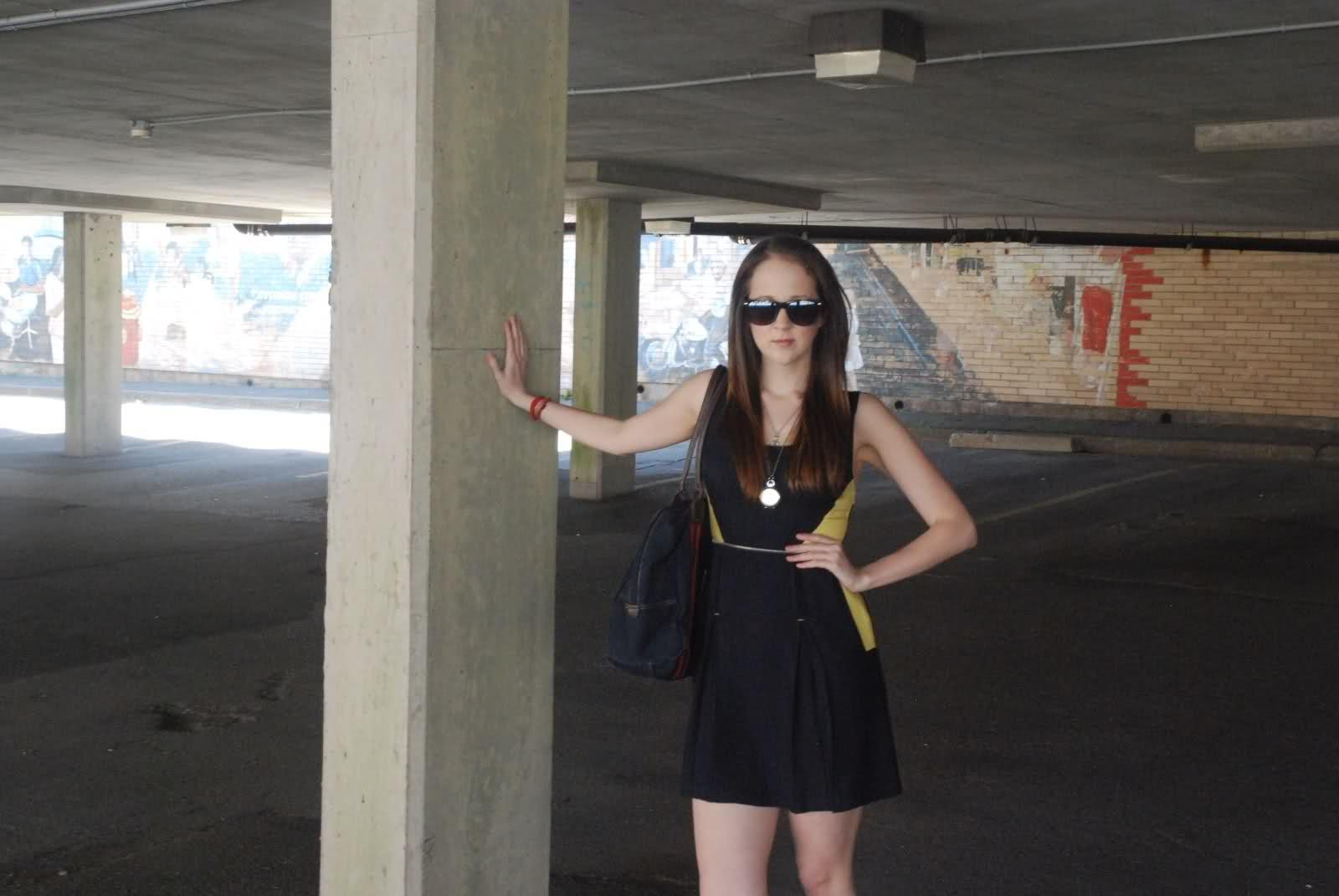 Tribecca Bridge Dress