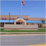 Overnight break and enter at Basinview School