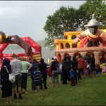 Day one of Bedford Days attracts a good crowd