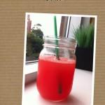 Shortcut Recipe: Homemade Watermelon Soda